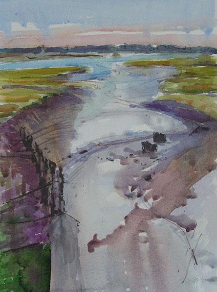 Beaulieu River estuary