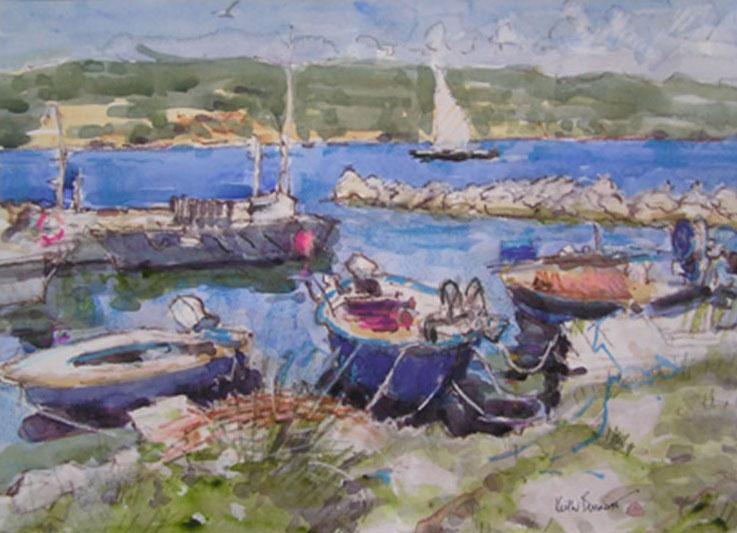 Gurgazu, Corsica