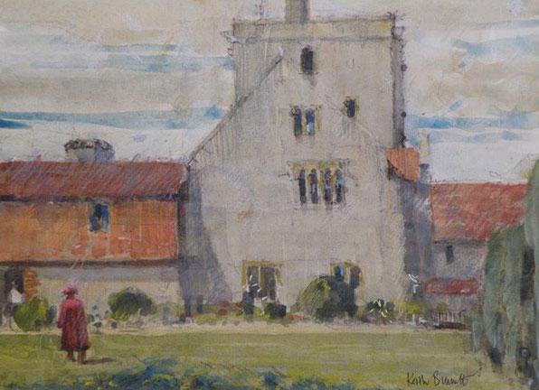 Beaufort Tower, St Cross