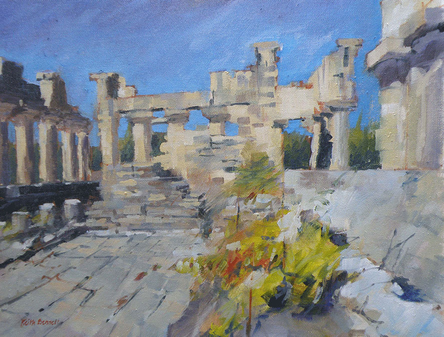 Temple of Zeus, Cyrene